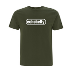 echobelly t-shirt (green)